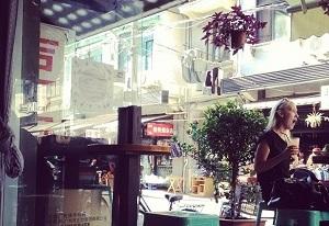 創造性を刺激する永康路のカフェ